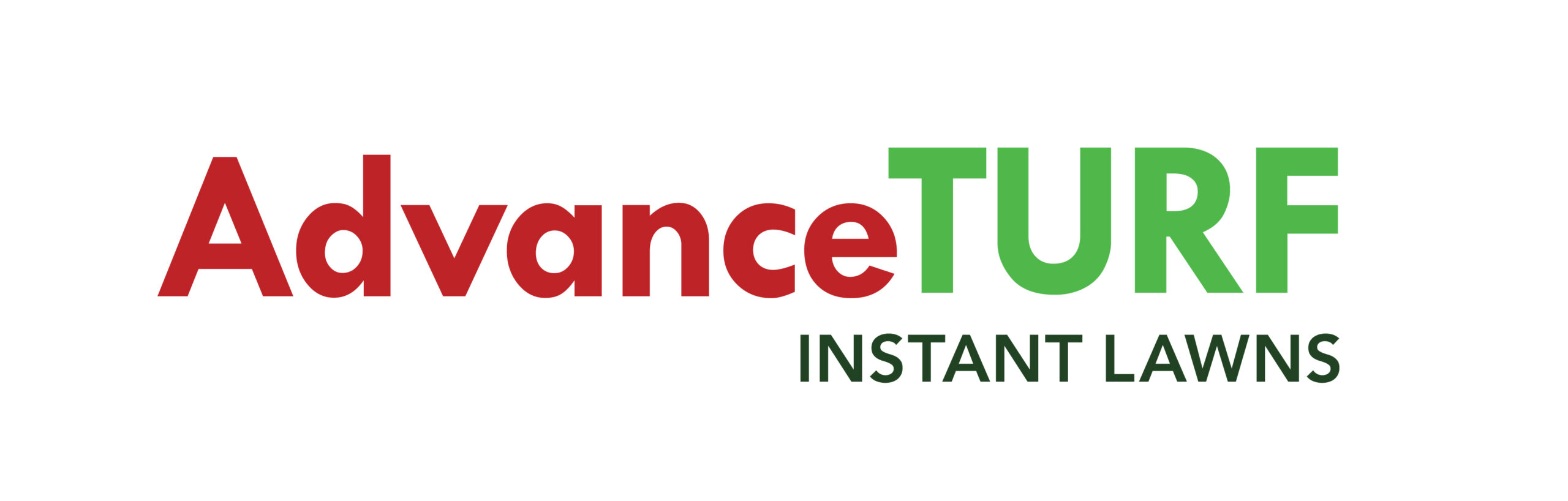 AdvanceTurf Logo