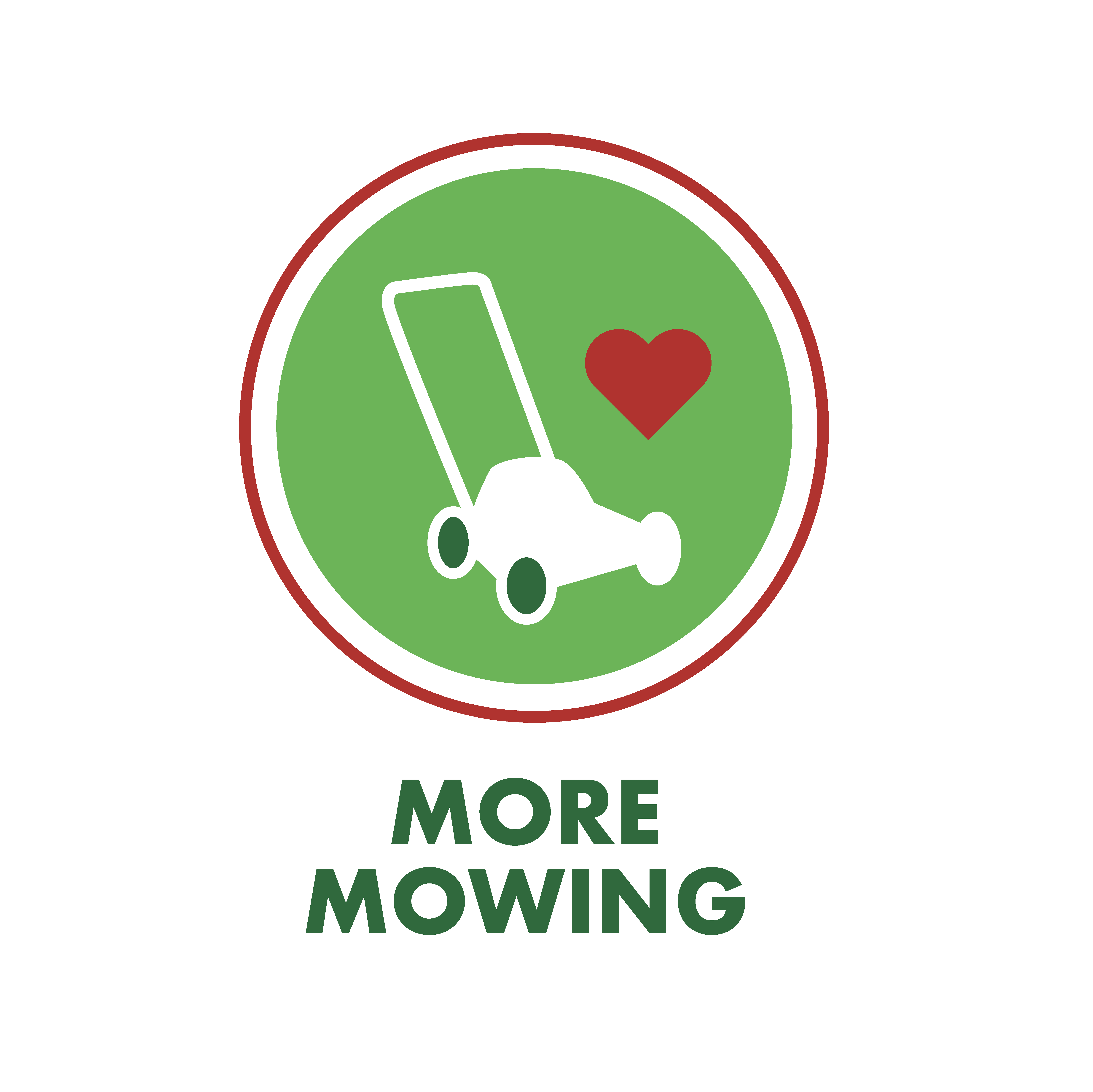 More Mowing advance turf icon