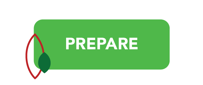 prepare advance turf icon