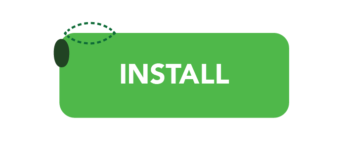 install advance turf icon