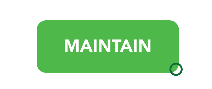 maintain advance turf icon