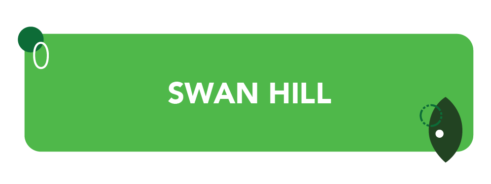 Swan Hill mobile advance turf icon